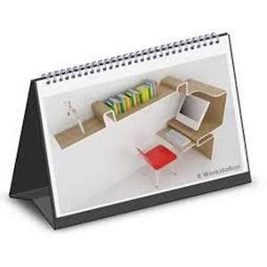 Kalendar Meja (Barang Promosi Perusahaan)