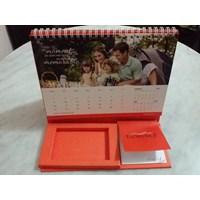 Jual Kalendar Meja dengan Note (Barang Promosi Perusahaan) 2