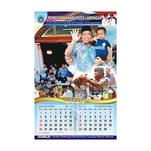 Poster Calendar (Corporate Promotional Items)