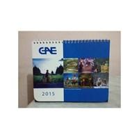 Kalender meja GAE