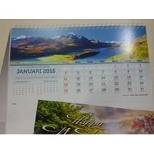 Kalendar dinding spiral