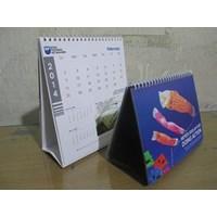Kalender Meja Spiral
