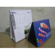 Spiral table calendar (Corporate Promotional Items
