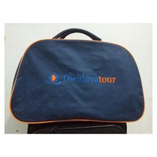 Travel Bag Dwidaya Tour Warna Biru Tua