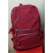 Red Marun Backpack Bag (Promotional Bag)