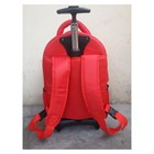 Travel Bag Jenis Ransel Warna Merah 3