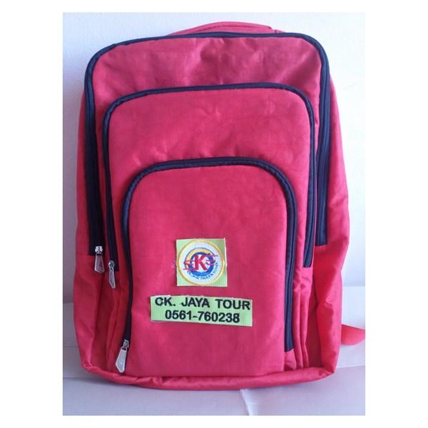 Tas Promosi Warna Merah Muda