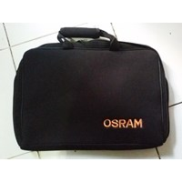 Travel Bag Osram Warna Hitam