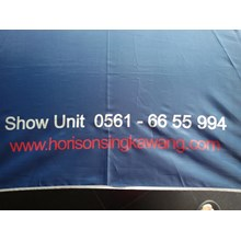 Payung Promosi dua warna
