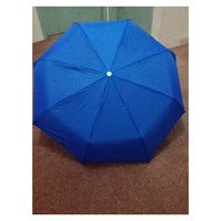 Payung Promosi Polos warna Biru
