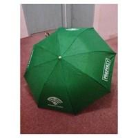 Payung Promosi warna Hijau
