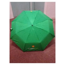 Promotional umbrella in Green