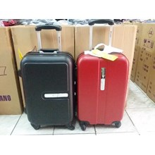 Black and Red Travel suitcase