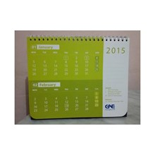 Calendar Combination Spiral Promotion Table