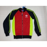 Jual Jaket Olahraga Kombinasi Tiga Warna