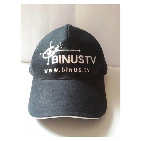 Black Binus Promotion Hats
