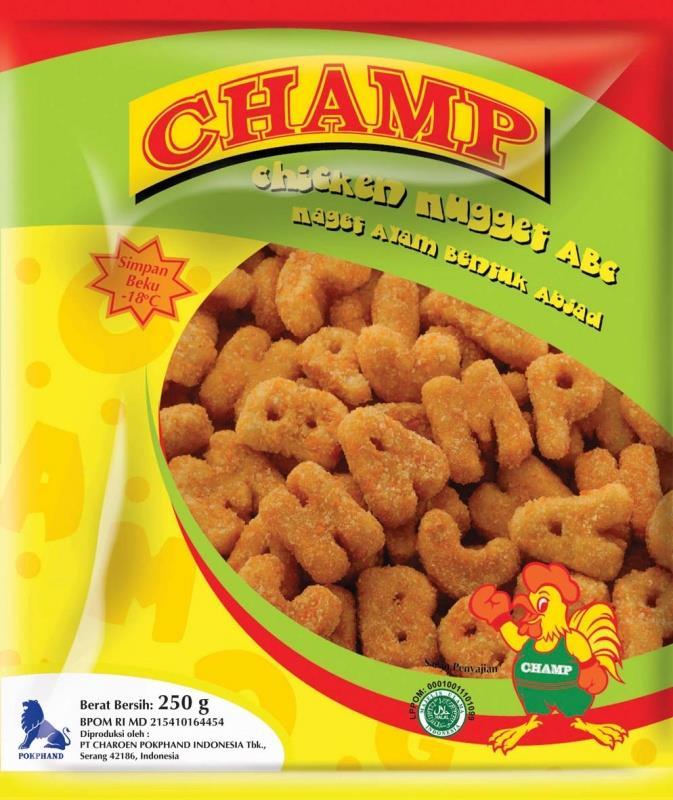 Jual Champ Chicken Nugget Abc Harga Murah Cikarang Oleh