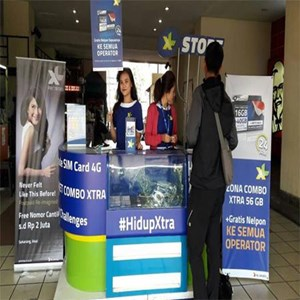 Promo Pameran By PT. TCP Internusa