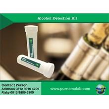 Alcohol Detection Kit Bogor