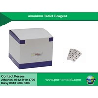 Amonium Tablet Reagent 1