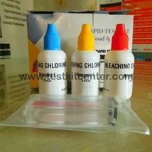 Bleaching Chlorine Test Kit Padang