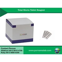 Total Chlorine Tablet Reagent  1