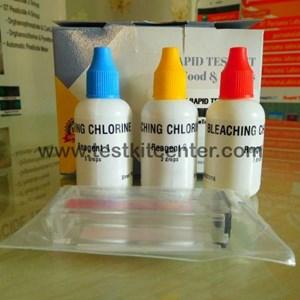 Bleaching Chlorine Test Kit Semarang