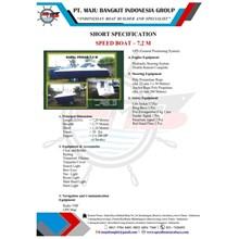 SPEED BOAT P.7.20M CRUISE (8 PAX)