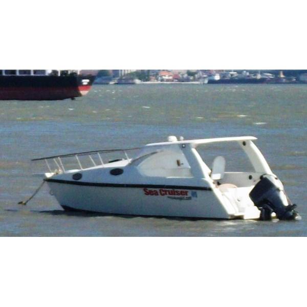 SPEED BOAT P.7.20M SEA CRUISER