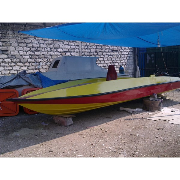 SPORT HUNTER 6.50M SPEED-HIGHT (4 PAX)