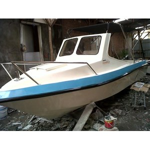SPORT & FISHING BOAT 6 Meter (Komplit)