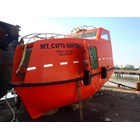 TOTALLY ENCLOSED LIFEBOAT 16 PERSON (Komplit) 1