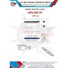 KAPAL IKAN 3 GT P.9.50M  L.0.90 M  1