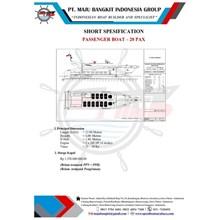 PASSANGER BOAT 12 M (20 PAX)