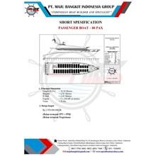 PASSENGER BOAT 18 M type 1 (80 PAX)