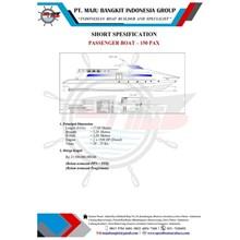 PASSENGER BOAT 27 M (150 PAX)