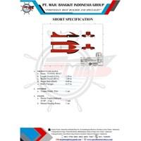 POWER BOAT P.3.50M JETBOAT TYPE 1 (1 PAX)