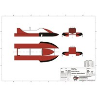 Jual TUNNEL BOAT type 1