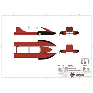 TUNNEL BOAT type 1