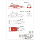 AMBULANCE BOAT P.10.00M SPORTY (OUTBOARD ENGINE) 2