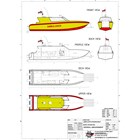 AMBULANCE BOAT P.12.00M SPORTY (OUTBOARD ENGINE) 4