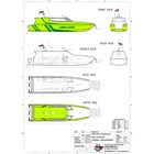 AMBULANCE BOAT P.12.00M SPORTY (OUTBOARD ENGINE) 2