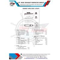 PASSENGER BOAT P.7.00M (6 PAX)