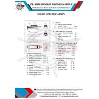 PASSENGER BOAT P.8.00M (12 PAX)