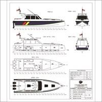 PASSENGER BOAT 9 M (8 PAX) 1