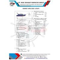 PASSENGER BOAT 11.89 M (20 PAX)