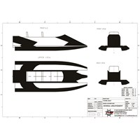 Jual TUNNEL BOAT type 3.1 (2 PAX)