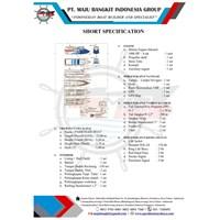 PASSENGER BOAT P.23.00M LARGE CAPACITY (150 PAX)