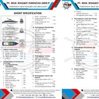 Distributor PASSENGER BOAT P.18.50M LUXURY (80 PAX) 3