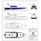 KAPAL PATROLI P.12.00M INTERCEPTOR type 2 (14 pax) 2